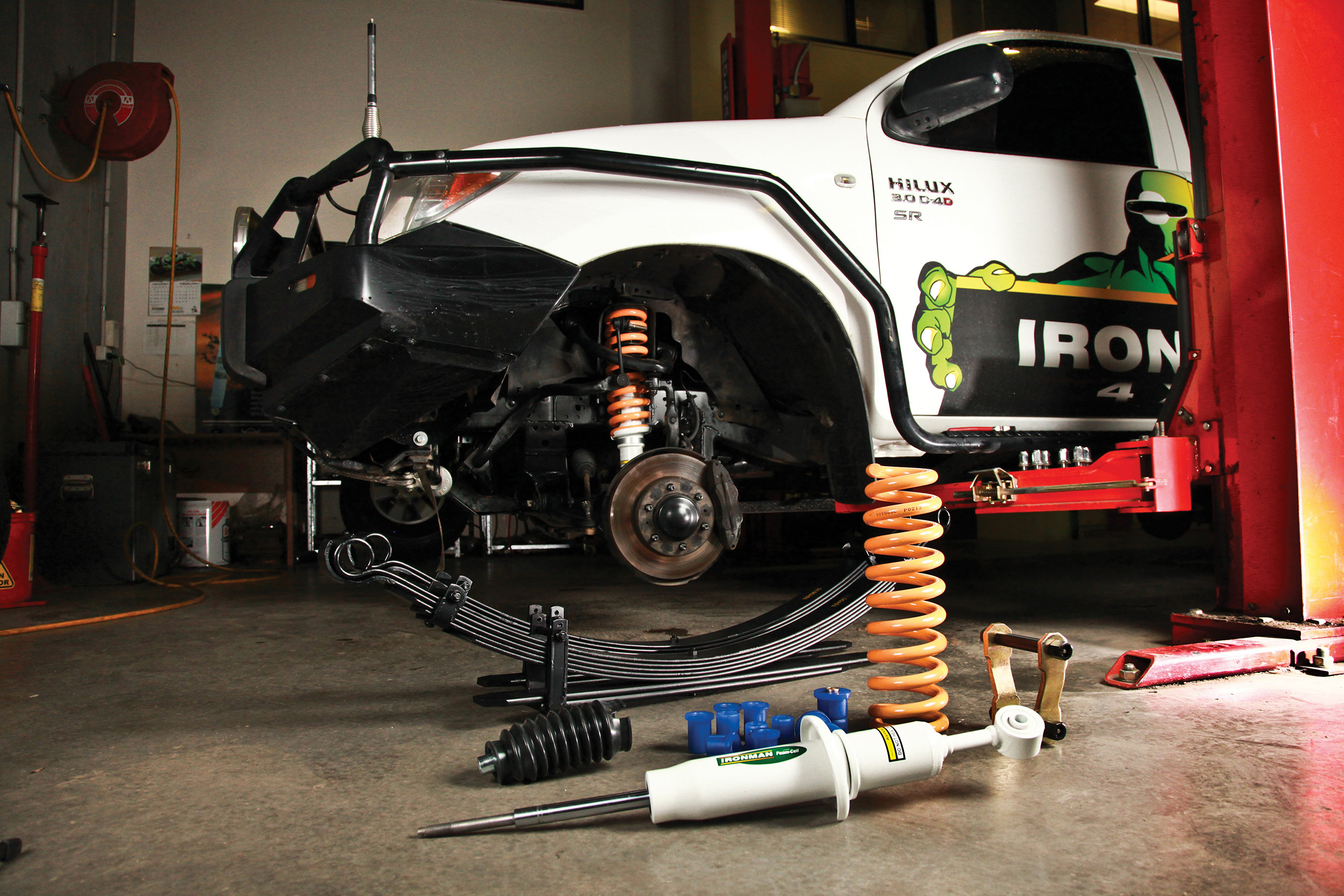 Ironman Suspension Truracks Western Sydney Towbar