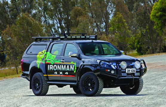 Ironman Bullbars - Truracks - Western Sydney Towbar & Bull