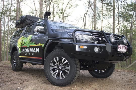 Ironman Snorkels - Truracks - Western Sydney Towbar & Bull